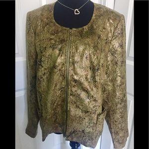 Beautiful jacket by Susan Graver size Large